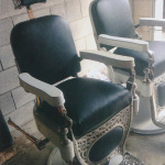 barber chairs repaired