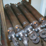 hydraulic rams cyclinders repair
